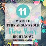 Turn Around Your New Year