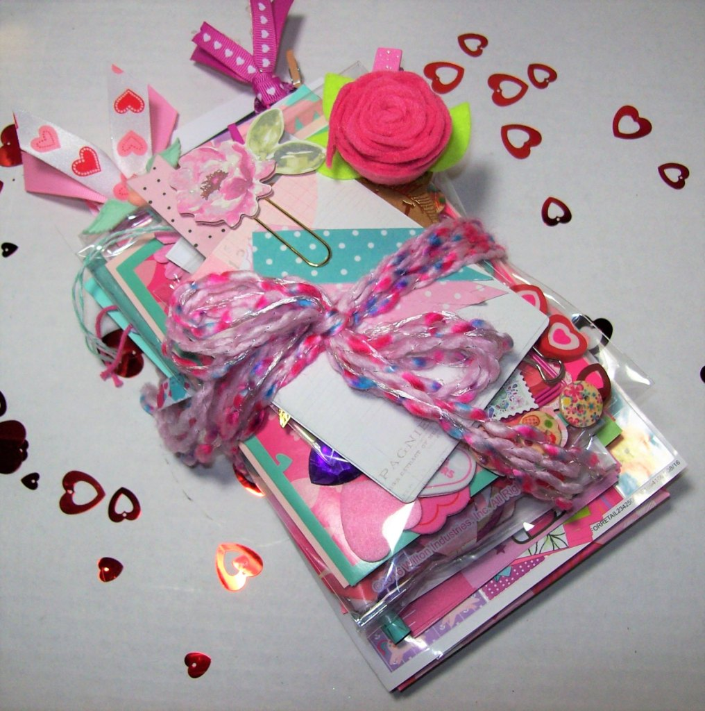 Valentine's Day Planner Kit
