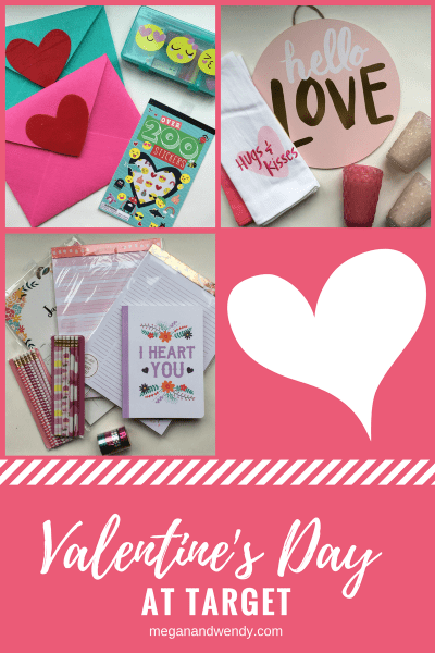 See what lovely Valentine's Day finds we found in the Target Dollar Spot! Everything from gifts, home decor, cards, and more!