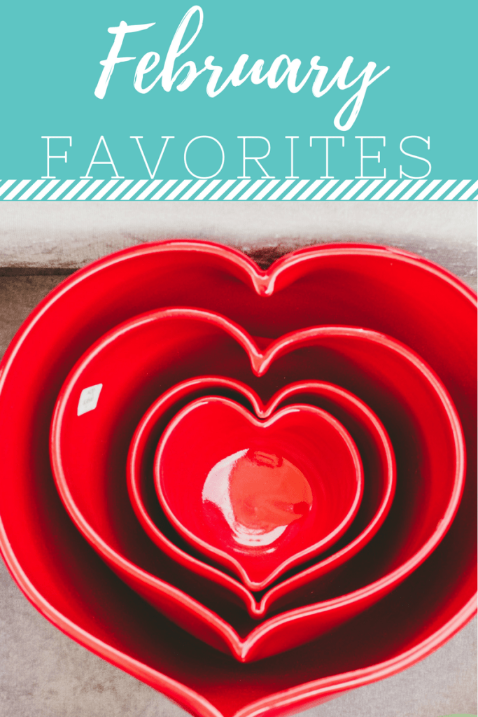 Megan and Wendy's February Favorites - Everything we're loving in the world of fashion, beauty, fitness and pop culture in February.