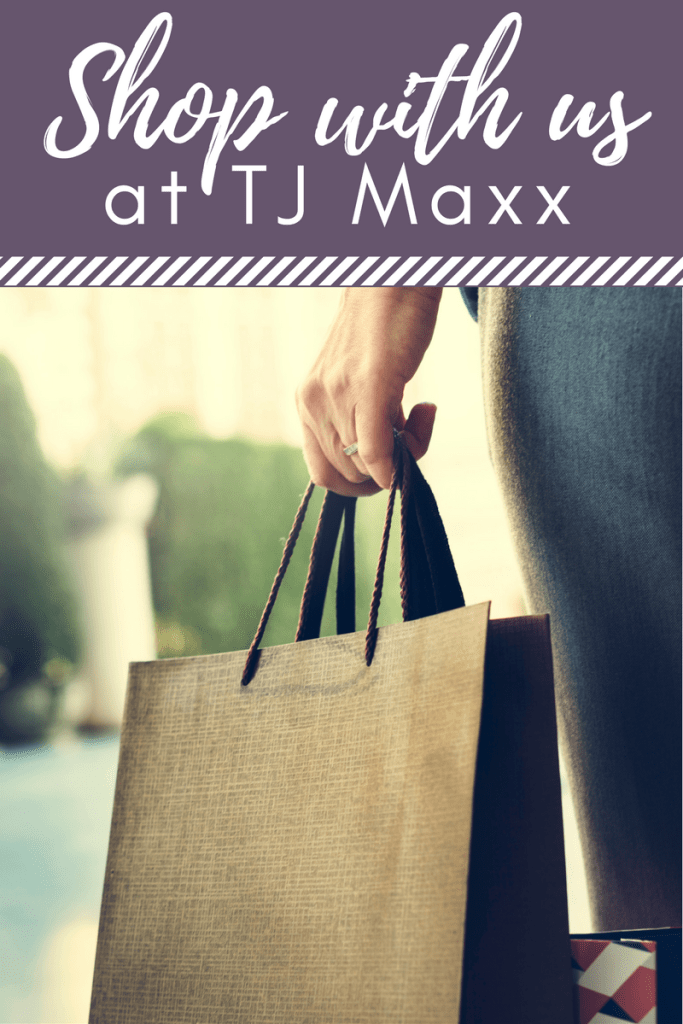Shop with us at TJ Maxx - join us for a shopping trip to everyone's favorite discount retailer - TJ Maxx! We found beauty items, home decor, notebooks, clothing, gift wrap and my new favorite mug!