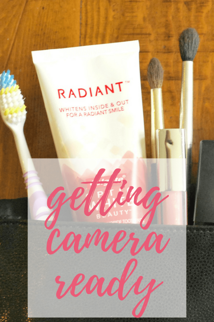 How to Get Camera Ready - Our best tips for putting your best face forward on those days when you have to be on camera! #MyRadiantLook #ad