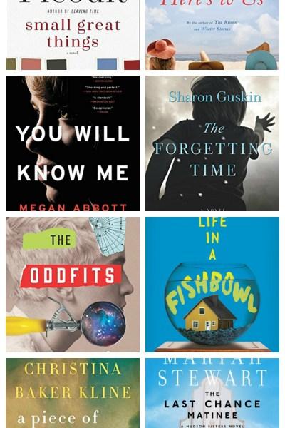 April Book Roundup