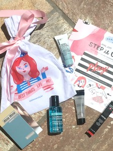Sephora Play Box April 2017