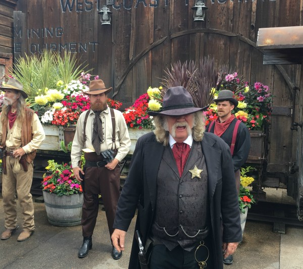 Knott's Ghost Town Alive 2017 review