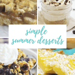 5 Easy Summer Dessert Recipes for Movie Nights