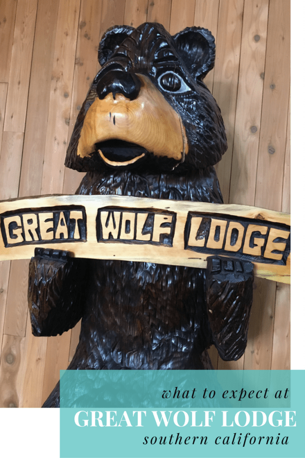 Planning a trip to Great Wolf Lodge? Here's a review of the Southern California/Orange County resort plus a few tips on how to get the best out of your stay.