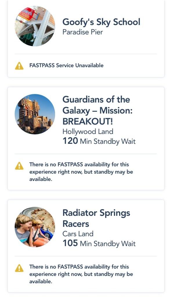 Disneyland's New MaxPass System