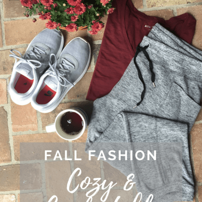 Let's Get Comfortable – Styling Joggers