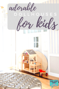Adorable Dollhouses For Kids