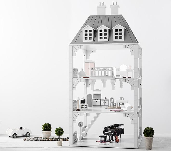 Pottery Barn Paris Dollhouse