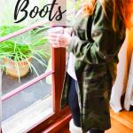 Cozy Winter Boots