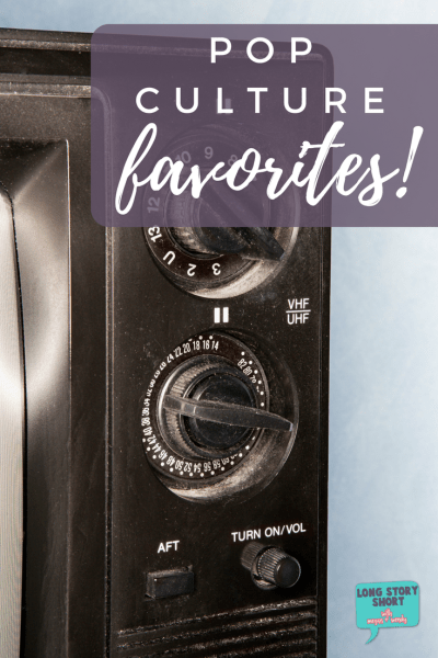 Entertainment Favorites  – Everything we're watching, reading, listenting to and loving