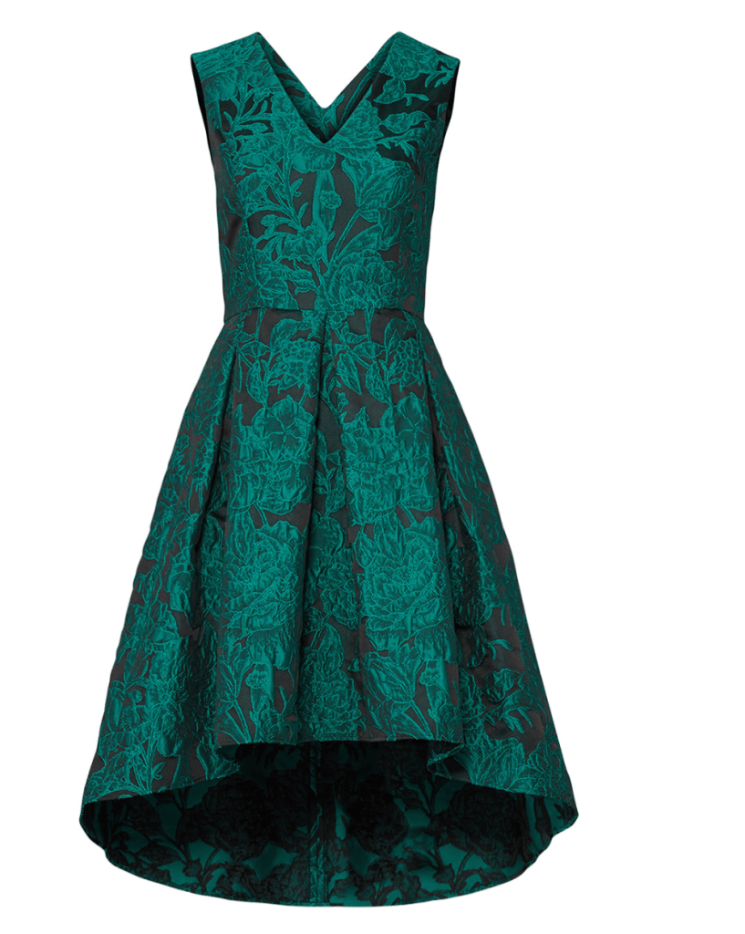 Green Gabi Dress - Rent the Runway