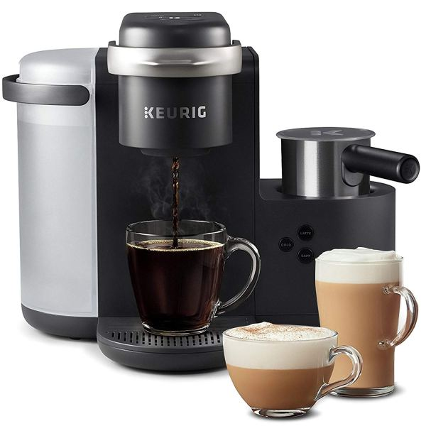 Keurig K-Cafe Brewer On Sale at Amazon for Prime Day