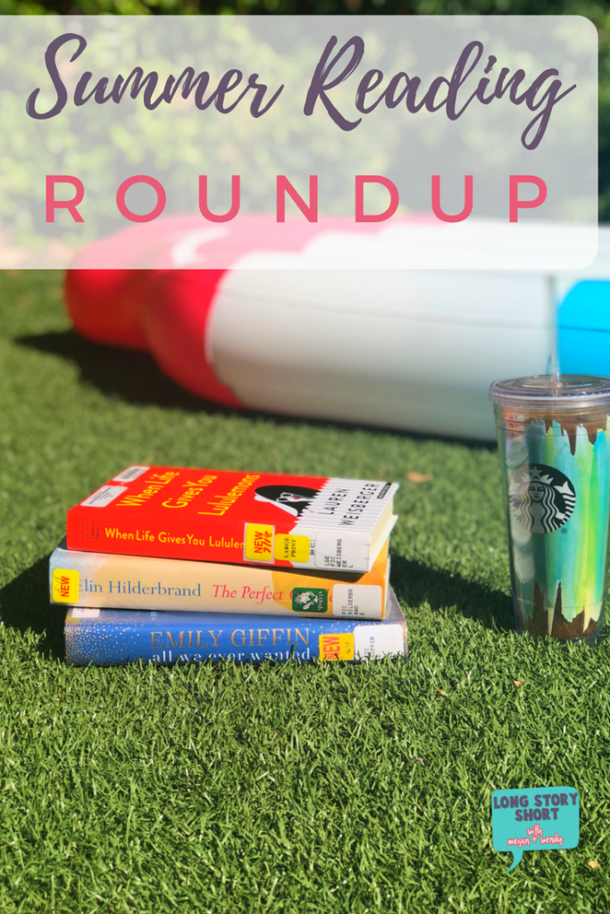 Summer Reading Roundup - Everything we've read so far this summer