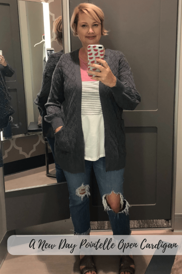 Target is bringing the fall fashion and we're here for it. See our favorite fall sweaters from Target and what we brought home with us.