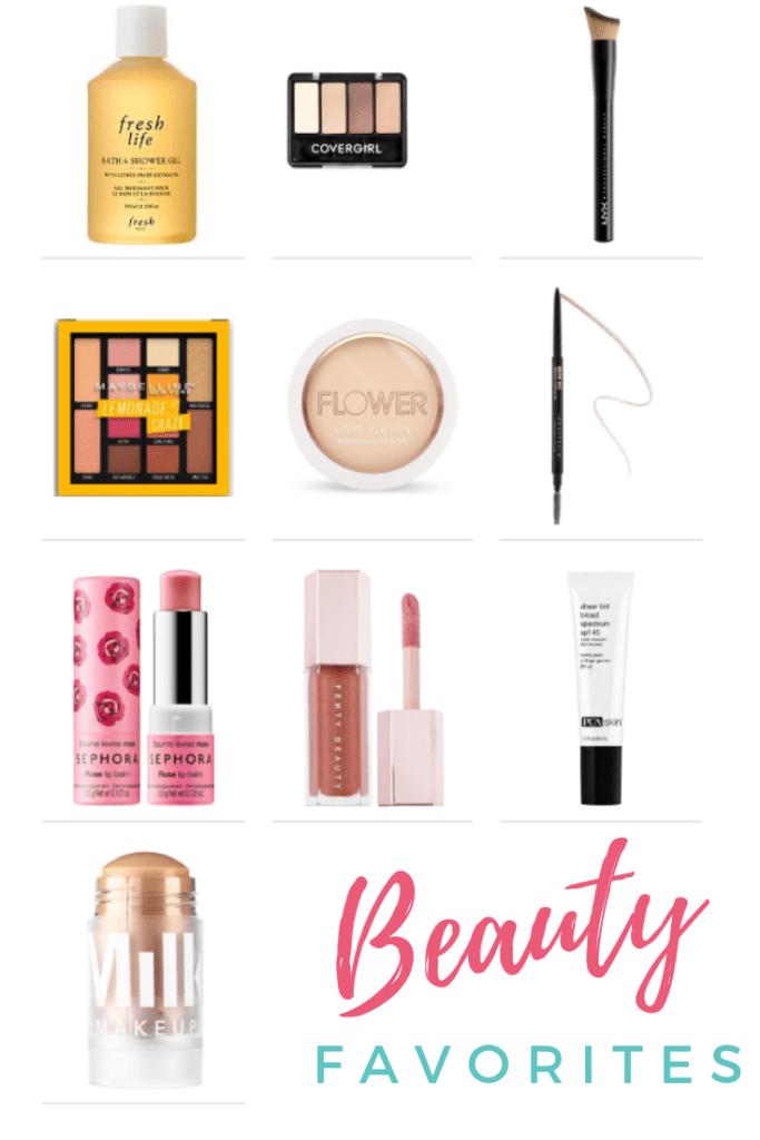 2018 Beauty Favorites