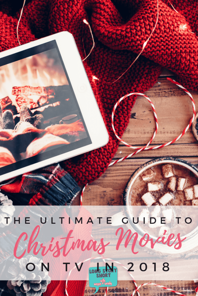 2018 Holiday Movie Guide - From Lifetime to Hallmark, Netflix, UPtv and more we've got the ultimate list of holiday and Christmas movies available this year. Make your list of movies beyond It's a Wonderful Life and be sure to countdown to Christmas with old favorites and new releases.