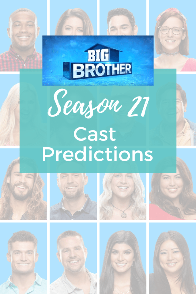 Big Brother Season 21 Cast Predictions