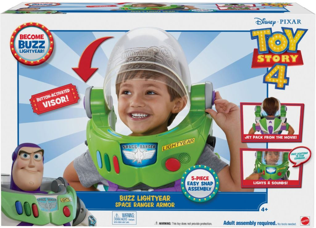 Buzz Lightyear Space Helmet