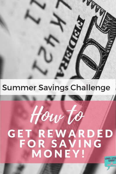 Summer Savings Challenge - How to Get Reward for Saving Money! Today we're talking all about the Big Prize Savings Account that rewards you with entries into drawings for cash prizes every month based on eligibility.