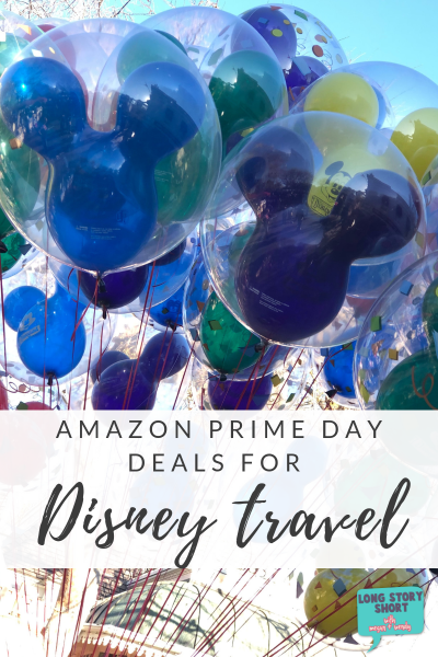 Amazon Prime Day For Disney Travel