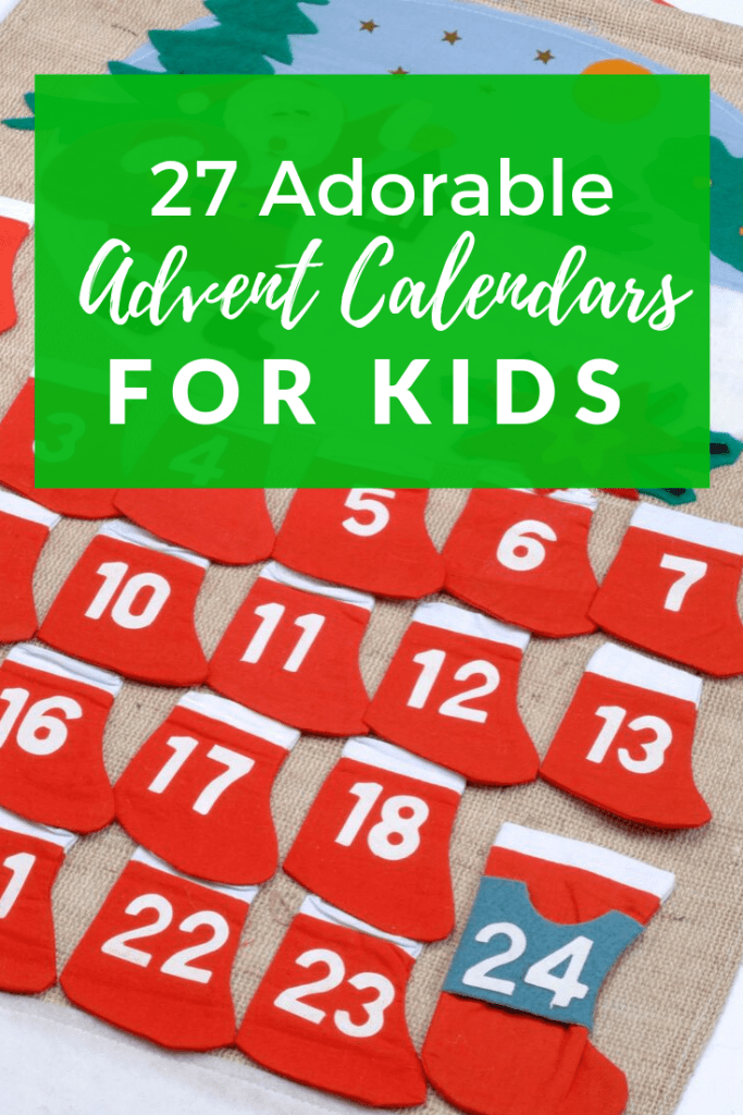 2019 Advent Calendars for Kids - We've got the best advent calendars for kids in 2019, including LEGO, Harry Potter, Funko, Barbie, LOL Dolls, Thomas the train, crafts and more!