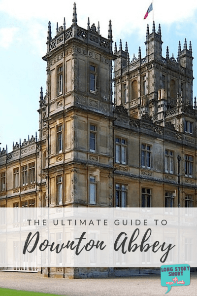 The Ultimate Guide to Downton Abbey - Prepare for the release of Downton Abbey the Movie with this guide to rewatching, catching up with the series, and hosting a Downton Abbey party of your own.