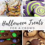 Halloween Treats for a Crowd