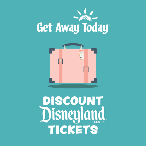 Discount Disneyland Tickets