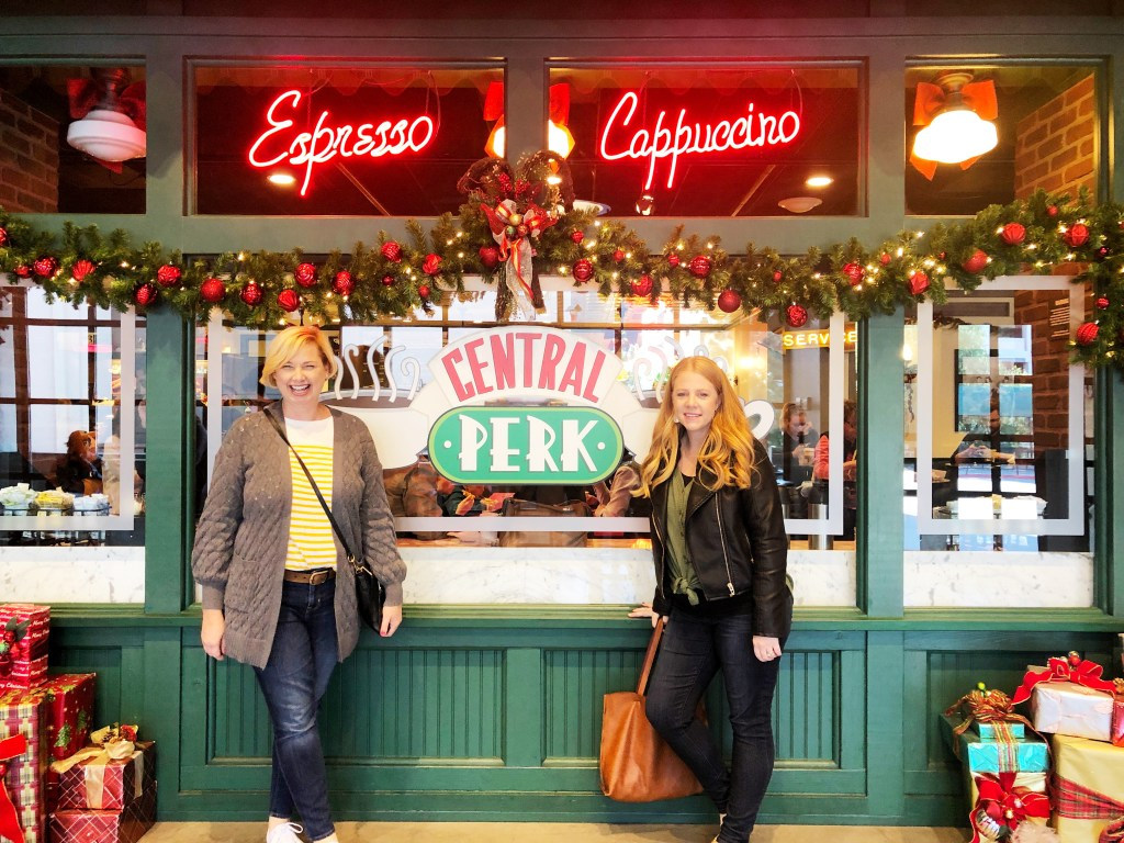 Coffee at Central Perk