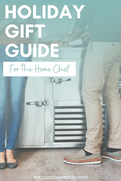 Got a home cook on your holiday gift list this year? We're sharing some fun and unique gifts for any home chef would be thrilled to get.