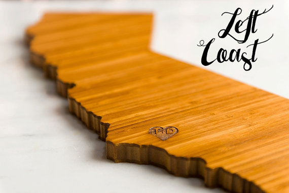 State Cutting Board - Gift Guide for the Chef