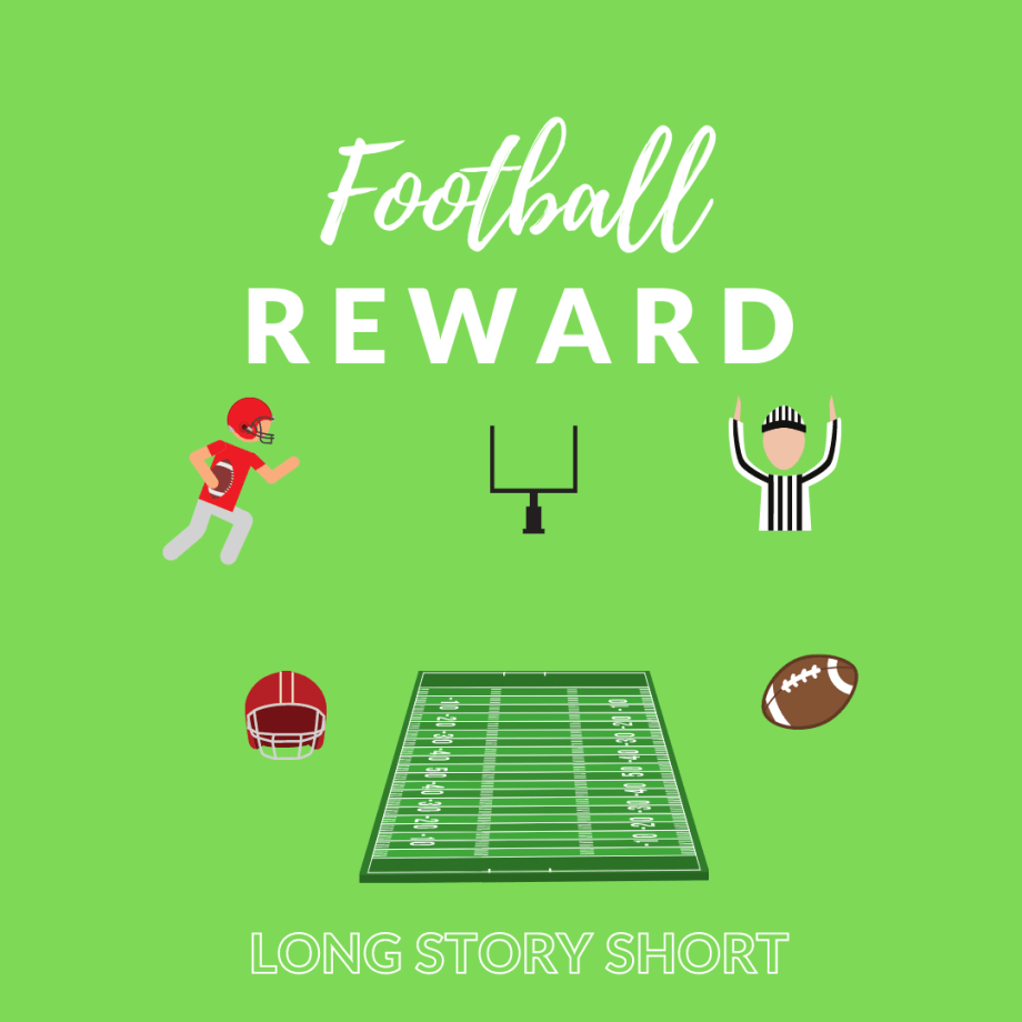 Football Printable Reward System for VIPKID and Virtual Classes