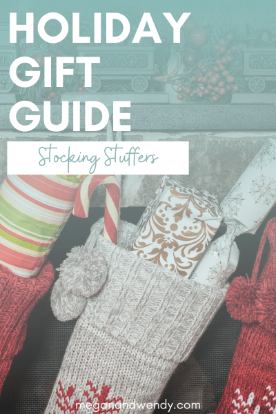 2020 Stocking Stuffer Gift Guide - We'll show you what everyone wants in their stocking, with some unique stocking stuffer ideas. We've got food, games, tech items and more!