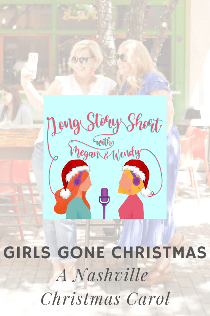 A Nashville Christmas Carol - Girl Gone Christmas. Listen in as Megan and Wendy review and recap this movie as part of Hallmark's Countdown to Christmas series.