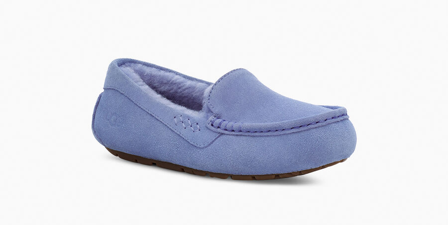 Megan's favorite UGG slippers, UGG Ansley slippers features wool lining and water resistant materials. Cute enough to wear anywhere!