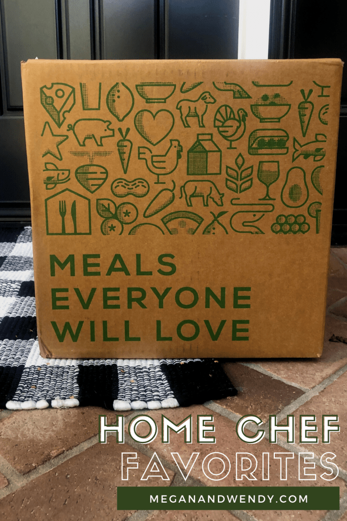 Wondering about Home Chef? I'm a paying customer and sharing some of my favorite Home Chef recipes. Plus, a few things I've learned after making over 25 Home Chef meals.