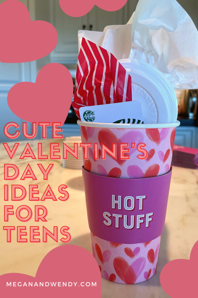 Valentine's Day ideas for Teens