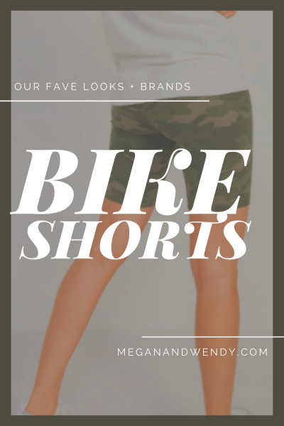 Does the thought of wearing bicycle shorts make you feel uneasy? I mean, that was so 30 years ago. Well, bike shorts are back for 2021 and we're sharing a few of our favorite looks and brands to ease you back into this trend.
