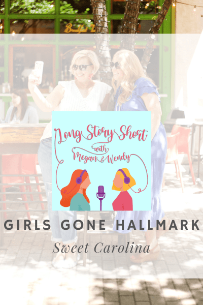 """NEW PODCAST: Megan and Wendy review the brand new Tyler Hynes movie called """"Sweet Carolina."""" Where does this Hallmark movie rank for you? #Hallmarkies #Hynies #TylerHynes"""