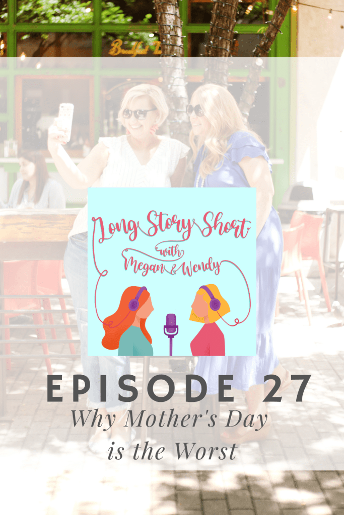 NEW PODCAST EPISODE: Megan and Wendy share some real talk about why Mother's Day is the worst. Plus, social media limits, movies to watch when you're sick, the magic of Dawn Powerwash and a new book recommendation by Oprah Winfrey. #podernfamily #womenwhopodcast