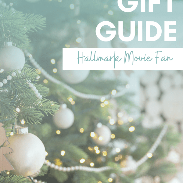 Shopping for a #Hallmarkie this holiday season? We've got the best list of gifts for the ultimate Hallmark movie fan!