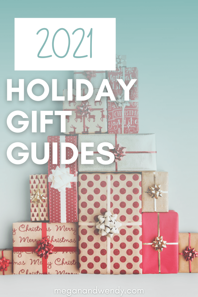 Check out our extensive holiday gift guide tailored to the specific people on your gift giving list!