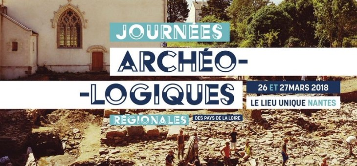 Journées archéologiques régionales des Pays de la Loire