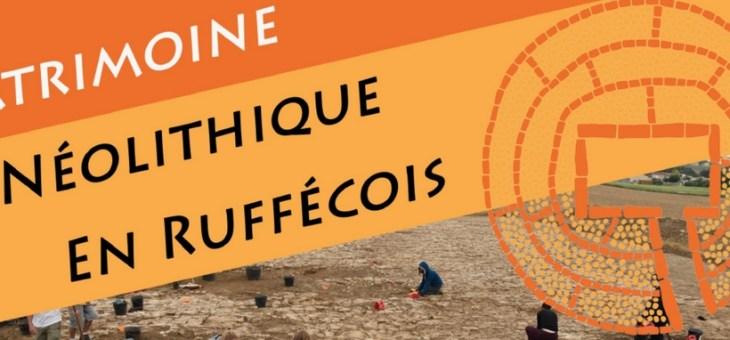 """Animations """"Néolithique en Ruffécois"""" (Charente)"""