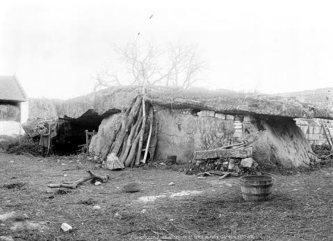 Dolmen de la Pierre Folle, Bournand (86)