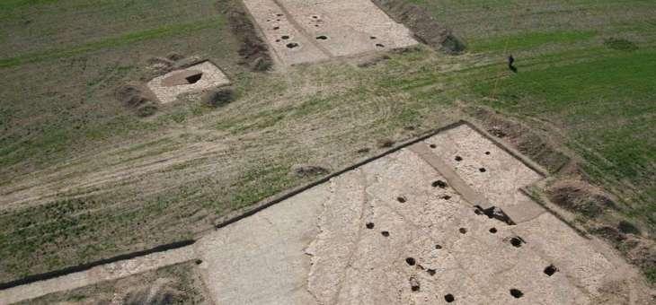 Charmé : un village au Néolithique