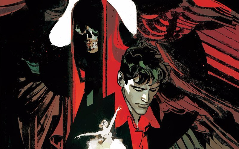 Recensione: Dylan Dog n. 368,  Il passo dell'angelo